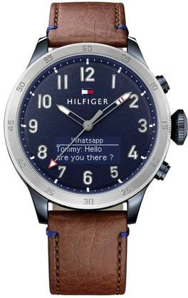 Tommy Hilfiger älykello TH_1791300 - Tommy Hilfiger miesten rannekellot - TH1791300 - 1