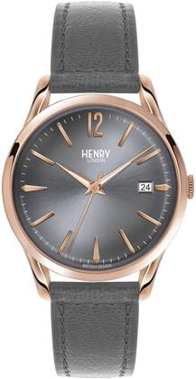 Henry London Finchley HL39-S-0120 - Henry London miesten rannnekellot - HL39-S-0120 - 1
