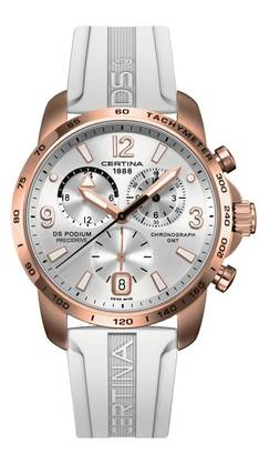 Certina DS Podium Big Size Chrono rannekello - Certina miesten rannekellot - C0016399703701 - 1