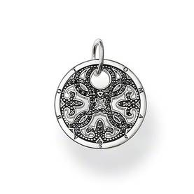 Sterling Silver Glam & Soul riipus - Ornamentti - Thomas Sabo Charms OUTLET - PE432-051-11 - 1