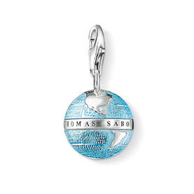 Thomas Sabo Charms - Maapallo - Thomas Sabo Charm Club -riipukset - 0754-007-1 - 1