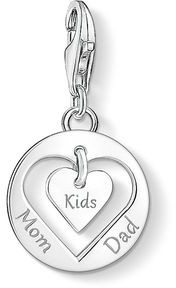 Thomas Sabo Charms heart MOM,DAD,KIDS - Thomas Sabo Charm Club -riipukset - 1454-001-21 - 1