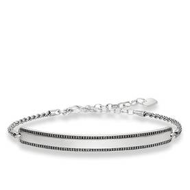 Thomas Sabo Love Bridge rannekoru LBA0009-643-11 - OUTLET Thomas Sabo kaula- ja rannekorut - LBA0009-643-11-L21 - 1