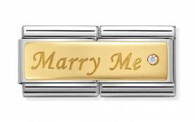 Nomination tuplapala Marry me 030730-01 - Composable Classic - 030730-01 - 1