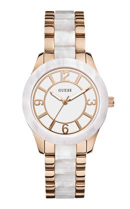 GUESS RANNEKELLO GODDESS RG-WHITE W0074L2 - Guess OUTLET - W0074L2 - 1