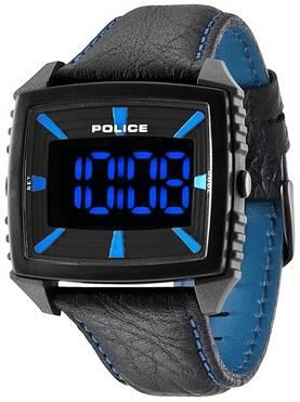 Police Countdown rannekello - Police miesten rannekellot - PL13890JPGYB-02  - 1 b4742ee31a