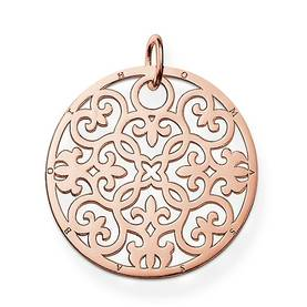 Sterling  Silver Glam & Soul riipus - Ornamentti - Thomas Sabo Sterling Silver riipukset - PE431-415-12 - 1