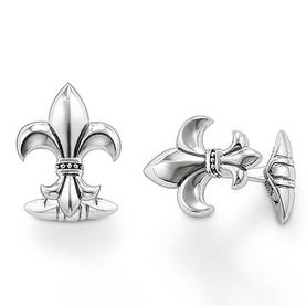 Sterling Silver Rebel at heart kalvosinnapit - Thomas Sabo muut - MK38-001-12 - 1
