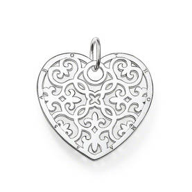 Sterling Silver Glam & Soul riipus PE650-001-12 - Thomas Sabo Charms OUTLET - PE650-001-12 - 1