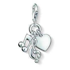 Thomas Sabo riipus - I Love Music - OUTLET Thomas Sabo riipukset - 0854-001-12 - 1
