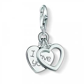 Thomas sabo riipus - I love you 0852-001-12 - OUTLET Thomas Sabo riipukset - 0852-001-12 - 1