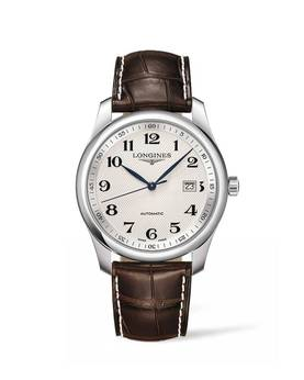 Longines Master Collection L2.793.4.78.3 - Longines miesten rannekello - L27934783 - 1