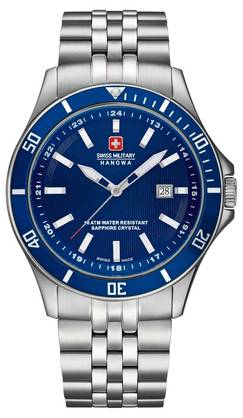 Swiss Military Hanowa Flagship kello 6-5161-2-04-003MR - Swiss Military Hanowa miesten kellot - 065161704003 - 1