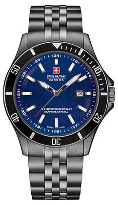 Swiss Military Hanowa Flagship miesten rannekello 6-5161-30-003 - Swiss Military Hanowa OUTLET - 065161230003 - 1
