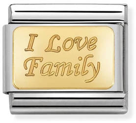 I Love Family 030121-33 - Composable Classic - 030121-33 - 1