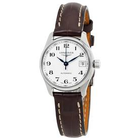 Longines Master Collection Lady L2.128.4.78.3 - Longines naisten rannekellot - L21284783 - 1