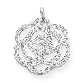 Sterling Silver Glam & Soul riipus - Kukka - Thomas Sabo Charms OUTLET - PE522-051-14 - 1