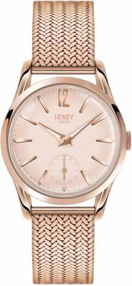 Henry London Shoreditch Rose Mesh HL30-UM-0164 - Henry London naisten rannekellot - HL30-UM-0164 - 1