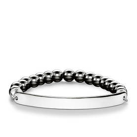 Thomas Sabo Love Bridge rannekoru hematiitti/laatta LBA0014-064-5-L175 - Thomas Sabo Love bridge - LBA0014-064-5-L175 - 1
