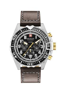 Swiss Military Hanowa Touchdown Chrono 0643040400705 - Swiss Military Hanowa miesten kellot - 0643040400705 - 1
