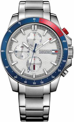 Tommy Hilfiger Jace miesten rannekello TH1791166 - Tommy Hilfiger - TH1791166 - 1