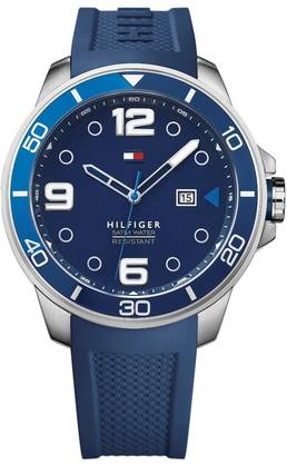 Tommy Hilfiger Keith miesten rannekello TH1791156 - Tommy Hilfiger - TH1791156 - 1