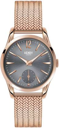 Henry London Finchley Rose Mesh HL30-UM-0116 - Henry London naisten rannekellot - HL30-UM-0116 - 1