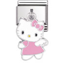 Nomination pala - Hello Kitty, hopea - 031782 17 - Muumi, Hello Kitty - 031782-17 - 0