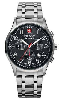 Swiss Military Patriot 06518704007 - Swiss Military Hanowa rannekellot - 06518704007 - 1