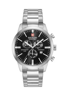 Swiss Military Classic Chrono 06530804007 - Swiss Military Hanowa miesten kellot - 06530804007 - 1