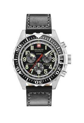 Swiss Military Hanowa Touchdown Chrono 0643040400707 - Swiss Military Hanowa miesten kellot - 0643040400707 - 1