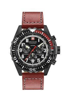 Swiss Military Hanowa Touchdown Chrono 06430413007 - Swiss Military Hanowa miesten kellot - 06430413007 - 1