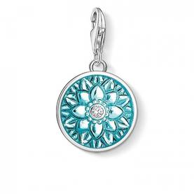 Thomas Sabo Charms Flower ornament - Thomas Sabo Charm Club -riipukset - 1447-041-17 - 1