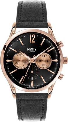 Henry London Richmond Rose HL41-CS-0038 - Henry London miesten rannnekellot - HL41-CS-0038 - 1