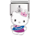 Nomination pala - Hello Kitty, hopea - 031782 18 - Muumi, Hello Kitty - 031782-18 - 0
