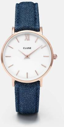 CLUSE Minuit Gold White Mustard CL30029 - Cluse naisten rannekellot - CL30029 - 1