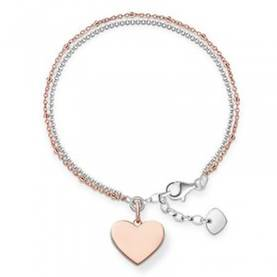 Thomas Sabo Love Bridge rannekoru lba0102-415-12-l195 - Thomas Sabo Love bridge - LBA0102-415-12-L19 - 1