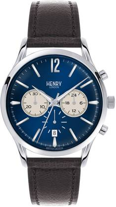 Henry London Knightbridge Large HL41-CS-0039 - Henry London miesten rannnekellot - HL41-CS-0039 - 1