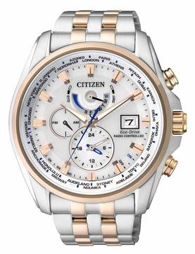 Citizen Elegante Eco-Drive rannekello AT9034-54A -  - AT9034-54A - 1
