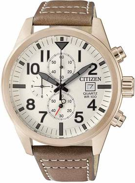 Citizen kronografi rannekello AN3623-02A - Citizen miesten rannekellot - AN3623-02A - 1