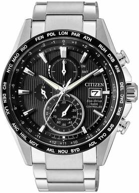 Citizen Eco- Drive Radiocontrol AT8154-82E - Citizen miesten rannekellot - AT8154-82E - 1
