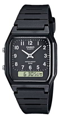 Casio Collection AW-48H-1BVEF - Casio miesten rannekellot - AW-48H-1BVEF - 1