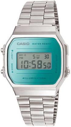 release date: efff6 0ac08 Casio Retro rannekello A168WEM-2EF - Casio miesten rannekellot -  A168WEM-2EF - 1