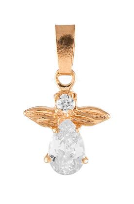 Kultainen enkeliriipus zirkoneilla CG0865K - Kastekorut - CG08065K - 1 ·  Enkeliriipus zirkonilla fef514145e