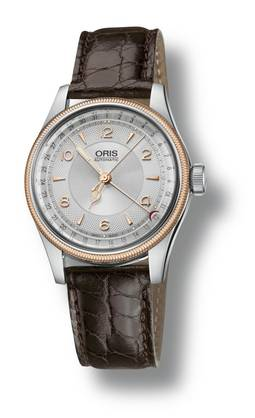 Oris Big Crown Pointer Date O754-7696-43-61L - Oris miesten rannekellot - O754-7696-43-61L - 1
