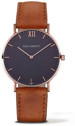 PAUL HEWITT Sailor Line Watch Rose PH-SA-R-St-B-1M - Paul Hewitt miesten rannekellot - PH-SA-R-St-B-1M - 1