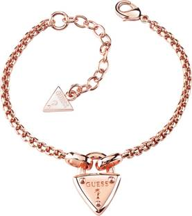 Guess Logo on lock rannekoru UBB21553-S - OUTLET rannekorut - UBB21553-S - 1