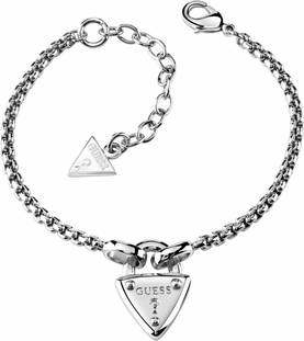 Guess Logo on Lock rannekoru UBB21551-S - OUTLET rannekorut - UBB21551-S - 1