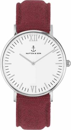 KAPTEN & SON CAMPINA BORDEAUX CANVAS -  - KS-S-36-W-28S - 1