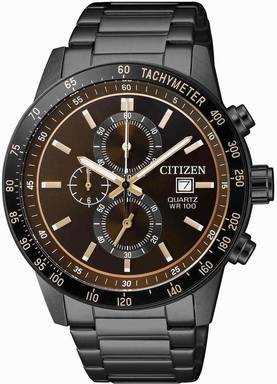 Citizen kronografi rannekello AN3605-55X - Citizen miesten rannekellot - AN3605-55X - 1